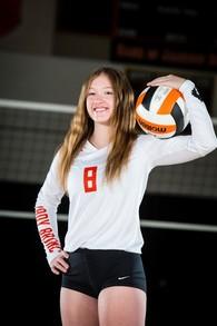 Fabienne Kudar's Women's Volleyball Recruiting Profile