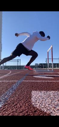 Jeremiah Smith's Men's Track Recruiting Profile