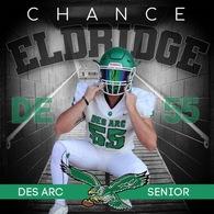 Chance Eldridge's Football Recruiting Profile