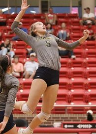Landri Withers's Women's Volleyball Recruiting Profile