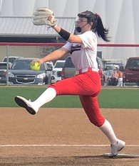 Kendall Parker's Softball Recruiting Profile