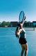 Caroline Myers Women's Tennis Recruiting Profile