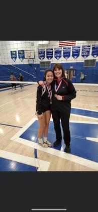Leonela Nichols's Women's Volleyball Recruiting Profile