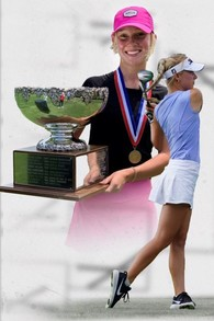 Katie Ruge's Women's Golf Recruiting Profile