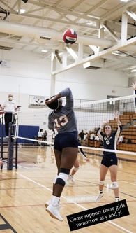 Ah'Miah Harris's Women's Volleyball Recruiting Profile