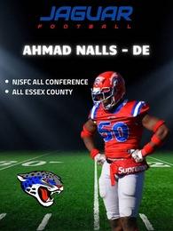 Ahmad Nalls's Football Recruiting Profile