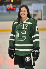 Tess Khoury's Women's Ice Hockey Recruiting Profile