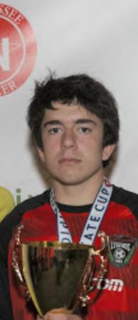 Lucas Giolo's Men's Soccer Recruiting Profile