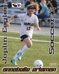 Annabelle Erisman's Women's Soccer Recruiting Profile