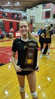 Ella Deeter's Women's Volleyball Recruiting Profile