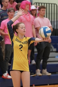 Mia Swierbut's Women's Volleyball Recruiting Profile