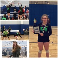 Ryleigh Stanley's Women's Volleyball Recruiting Profile