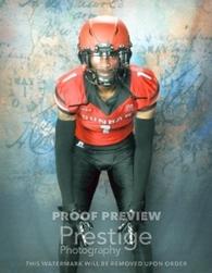 Marquis Raspberry's Football Recruiting Profile