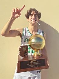 Isaac Mendoza's Men's Basketball Recruiting Profile