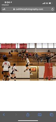 Alyssa Perkins's Women's Volleyball Recruiting Profile