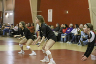 Mary (Hope) Simpson's Women's Volleyball Recruiting Profile
