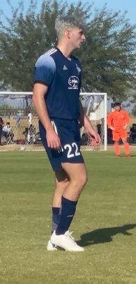 Lucas Mouriño's Men's Soccer Recruiting Profile
