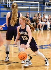 Kynlee Patterson's Women's Basketball Recruiting Profile