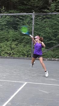 Margaret Winiecki's Women's Tennis Recruiting Profile