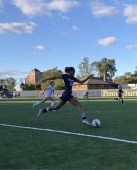 Cassidy Scott's Women's Soccer Recruiting Profile