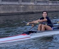 Lina Robayo's Women's Rowing Recruiting Profile