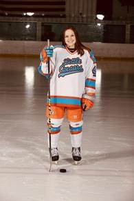 Jayden Ealy's Women's Ice Hockey Recruiting Profile