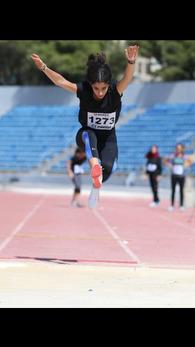 Karissa Houkayem's Women's Track Recruiting Profile