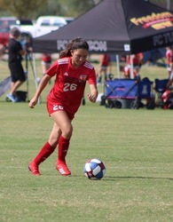 Neveah Covarrubias's Women's Soccer Recruiting Profile