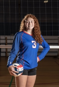 Danielle Brown's Women's Volleyball Recruiting Profile