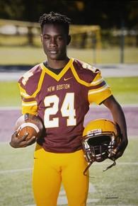 Orlando Vaughn's Football Recruiting Profile