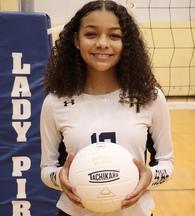 Jamaya Davis's Women's Volleyball Recruiting Profile