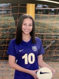 Jaden Sprouse's Women's Soccer Recruiting Profile