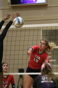 Emma Evans's Women's Volleyball Recruiting Profile