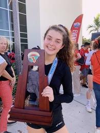 Kristina Nika's Women's Volleyball Recruiting Profile