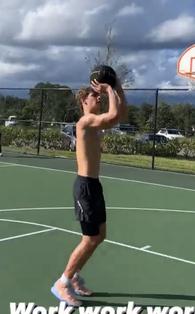 Caeden Duford's Men's Basketball Recruiting Profile