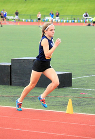 Ally Kruger's Women's Track Recruiting Profile