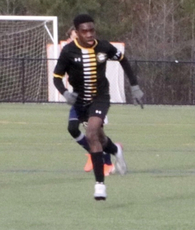 Chris Djadja's Men's Soccer Recruiting Profile