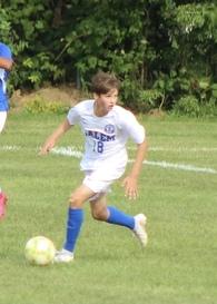 Cooper Nieuwstadt's Men's Soccer Recruiting Profile