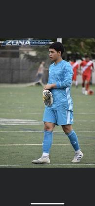 Christopher Garcia's Men's Soccer Recruiting Profile