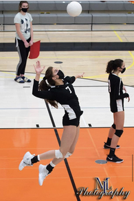 Camryn Lingenbrink's Women's Volleyball Recruiting Profile