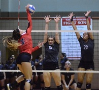 Hannah Barosh's Women's Volleyball Recruiting Profile