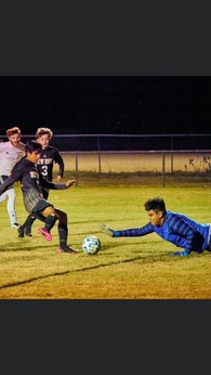 Anthony Marquez's Men's Soccer Recruiting Profile