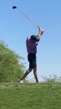 Cameron Stewart's Men's Golf Recruiting Profile