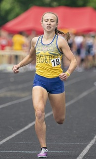 Taylor Spencer's Women's Track Recruiting Profile