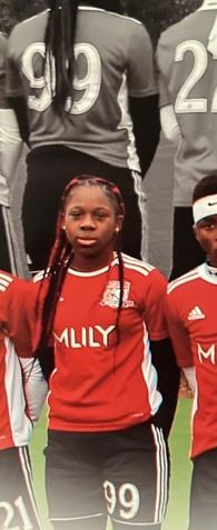 Felicia Ajayi's Women's Soccer Recruiting Profile