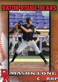 Mason Long's Baseball Recruiting Profile