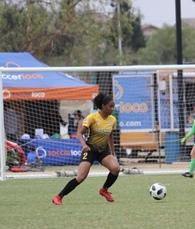 Samia Haynes's Women's Soccer Recruiting Profile