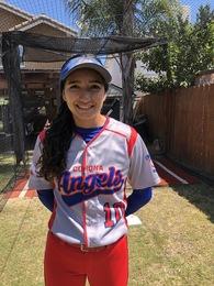 Natalie Alvarez's Softball Recruiting Profile