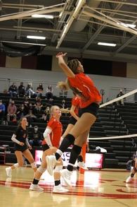 Iyannah Jackson's Women's Volleyball Recruiting Profile