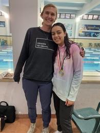 Yasmina Islam's Women's Swimming Recruiting Profile